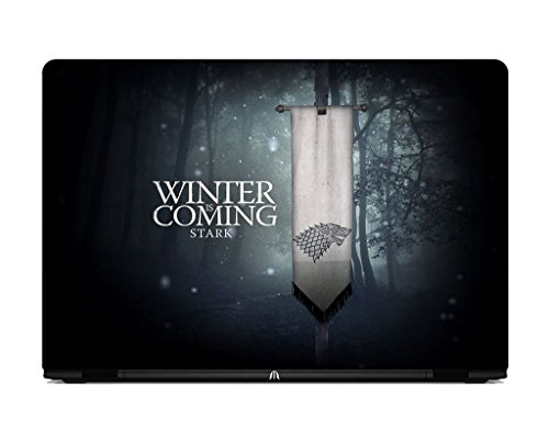 LOISTER Game of Throne Winter is Coming Laptop Skin for 15.6 inches Laptop 41 N4cuftOL