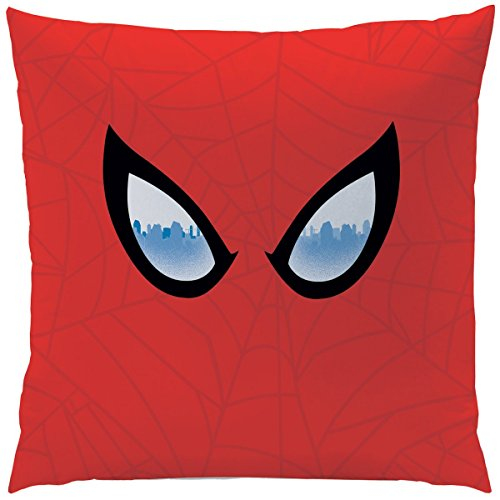 spiderman-043669-spider-kissen-polyester-mehrfarbig-40-x-40-cm
