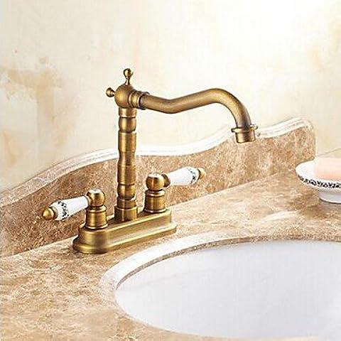 Furesnts casa moderna cucina e bagno rubinetto retrò 4 Inch