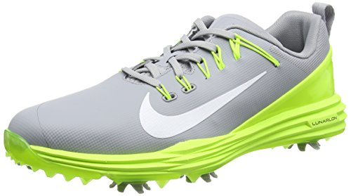 quality design 40b18 4745d Nike Lunar Command 2 Mens Sneakers, Grey (Wolf Grey White Volt)