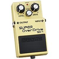 Boss - Sd 1 pedal de efectos