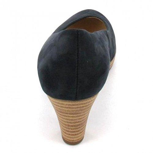 Gabor 45.240.16, Scarpe col tacco donna blu Blau Blau