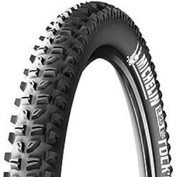 Michelin wild rock'r - Cubierta de bicicleta 26x2.40 Rock'r ts reforzada