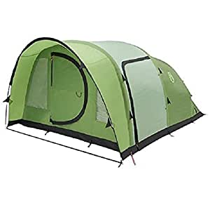 Coleman FastPitch Air Valdes 4 Inflatable Tent, Green, 4 Person