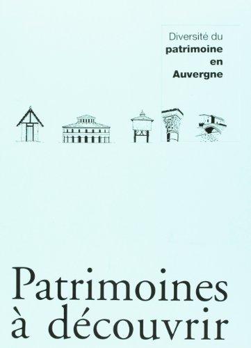 Diversite du Patrimoine en Auvergne N 2
