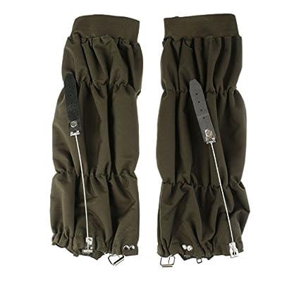 Unbekannt MagiDeal Outdoor-Wandern Jagd Schnee Schlange Wasserdicht Bein Gamaschen Stiefel Leggings Abdeckung von non-brand bei Outdoor Shop