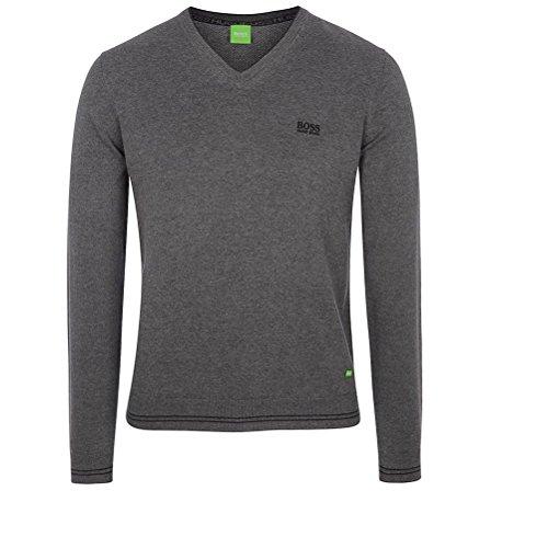 Hugo Boss Herren V-Neck Pullover - Verschiedene Farben Grau