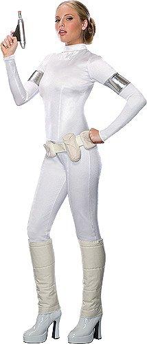 Padme Amidala Größe XS Damen Kostüm Karneval Star (Kostüme R2d2 Damen)