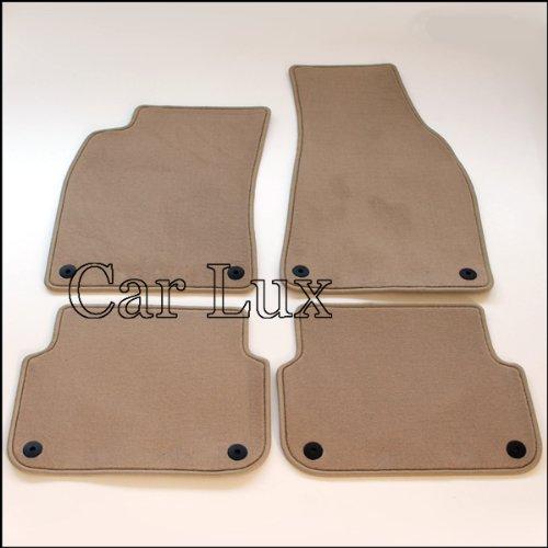 car-lux-alfombras-alfombrillas-a-medida-audi-a6-4f-2004-2006-high-line-velour-beige