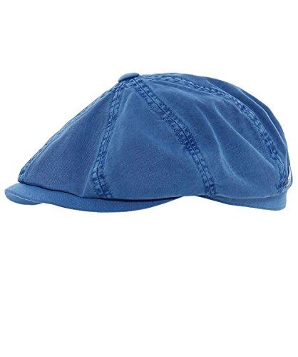 stetson-mens-dyed-cotton-hatteras-cap-blue-m