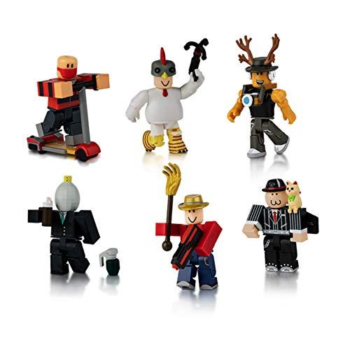 Roblox Masters - Pack de 6 Figuras