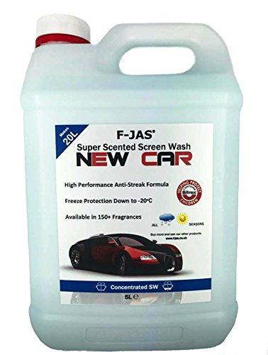 New-auto-profumata-Screenwash-Detergente-concentrato-Makes-20l