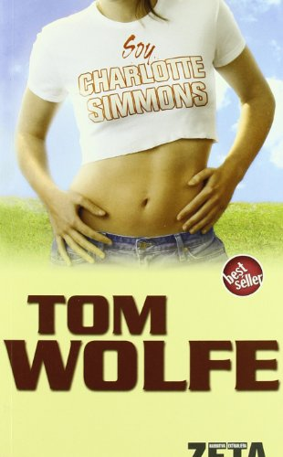 Soy Charlotte Simmons por Wolfe, Tom