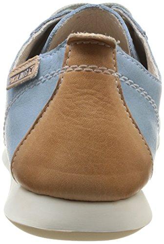Pikolinos Borneo W9B, Baskets mode femme Bleu (Bluesoft)