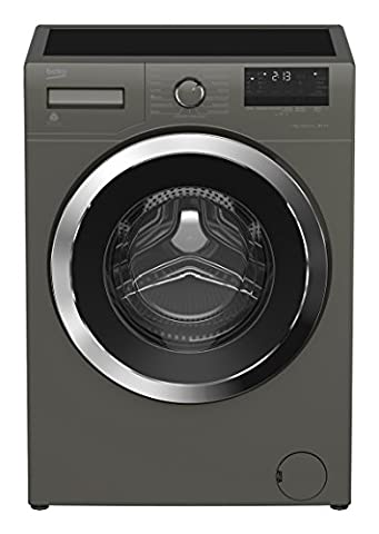 Beko WMY 71433 PTEMG Waschmaschine / A+++ / 1400UpM / Mengenautomatik / Pet Hair Removal / XL-Chromtür / Watersafe / 15 Programme /
