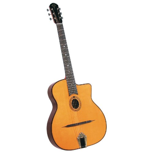 Saga DG-250 Jazz Guitar Gitane Gypsy