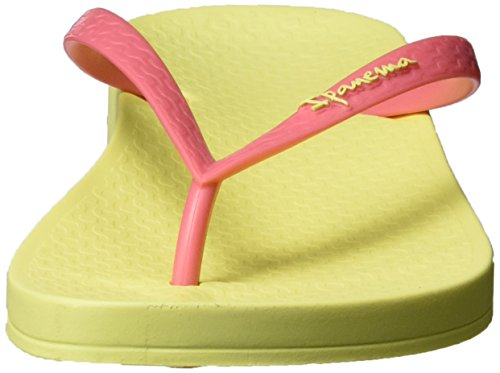 Ipanema Anatomica Tan Fem, Tongs Femme Mehrfarbig (yellow/pink)