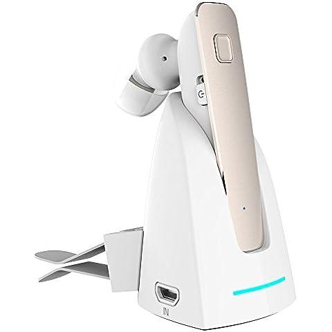 acxeon universale vivavoce wireless Bluetooth 4.0stereo/cuffie/auricolari (Caricabatterie)