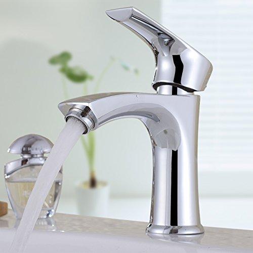 Homelody dise o elegante y moderno alta calidad grifo lavabo grifo de ba o grifo ba o monomando - Grifos de lavabo de diseno ...