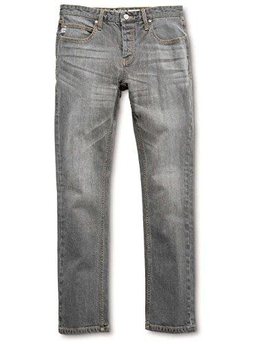 Herren Jeans Hose Etnies E1 Slim Jeans Worn Black