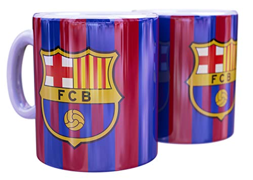 FCB Mug FC Barcelona Bandera Escudo