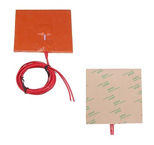 Calentador con almohadilla de cama con termistor para impresora 3d
