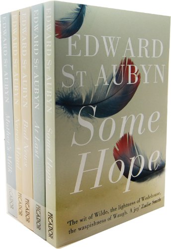 Edward St Aubyn Patrick Melrose Novels 5 Books Collection Pack Set RRP: 39.9...