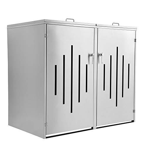 Mülltonnenbox 150 cm