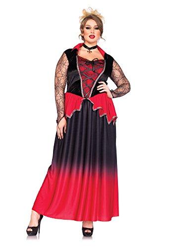 Leg Avenue 85426X - Just Bitten Beauty Damen kostüm, Größe 3X-4X (EUR 48-50)