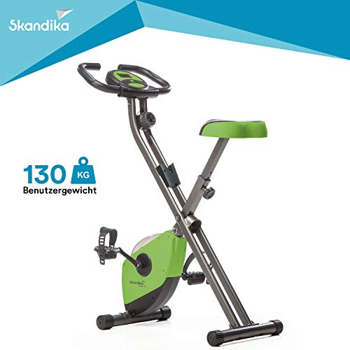 Skandika Foldaway X-1000 - Bicicleta estática
