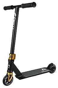 chilli pro scooter 3000 kinder stund scooter 100mm ihc integrated black gold sport. Black Bedroom Furniture Sets. Home Design Ideas