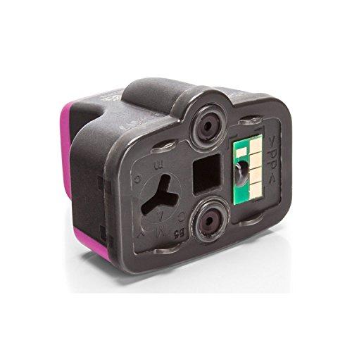 Preisvergleich Produktbild Inkadoo® Tinte passend für HP PhotoSmart 3310 ersetzt HP 363 , 363M , 363MAGENTA , NO363 , NO363M , NO363MAGENTA , Nr 363 C8772EE , C8772EEABB - Premium Drucker-Patrone Kompatibel - Magenta - 11,4 ml
