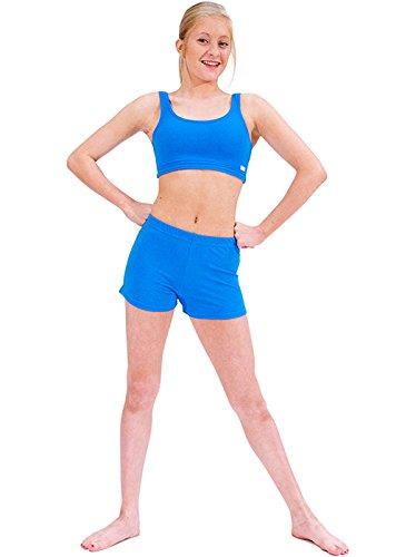 Dans au minimum strictement-ez Dancin Bounce soutien-gorge Bleu Surf