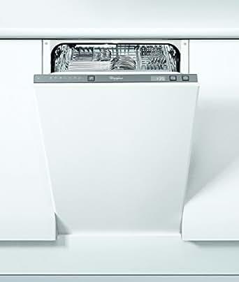 Whirlpool ADG 196 Entièrement intégré 10places A++ lave-vaisselle - Lave-vaisselles (Entièrement intégré, Acier inoxydable, 1,5 m, 1,5 m, 1,6 m, 10 places)