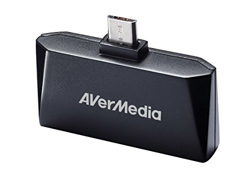AverMedia 61EW5100A0AD Mobile 510 für Android externer TV-Empfänger