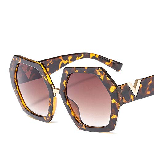 FGRYGF-eyewear2 Sport-Sonnenbrillen, Vintage Sonnenbrillen, Vintage Sunglasses Women Brand Gradient Geometric Pc Frame Metal Decoration Legs Sun Glasses Men