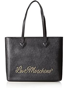 Love Moschino Borsa Saffiano Pu damen, handtasche, rot