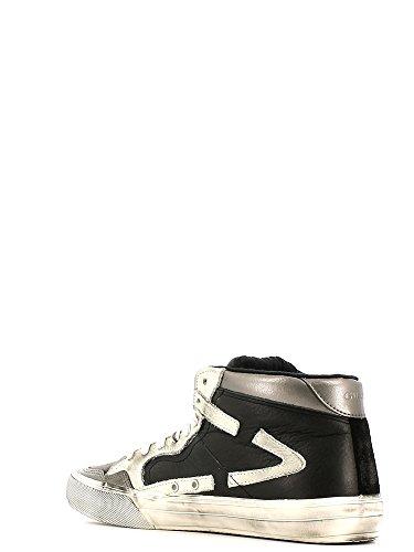 Guess Uomo Sneaker FM4RG2-LEA12 RG2/ACTIVE/LEATHER Nero/Bianco