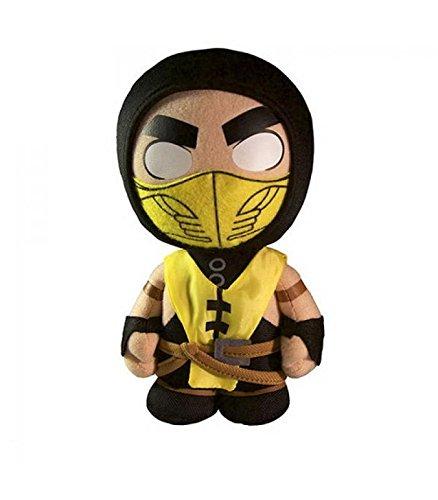 Mortal Kombat X 6-Inch Scorpion Plush Toy
