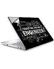 "Arjun Designs Abstract Engineer Designs Laptop Skin for 15.6"" Laptops (Customizable)"