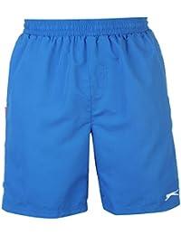 Slazenger - Short de sport - Homme bleu bleu marine