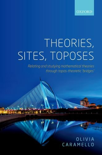 Theories, Sites, Toposes: Relating and studying mathematical theories through topos-theoretic 'bridges'