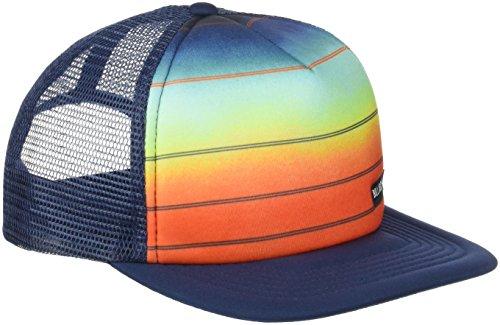 BILLABONG Jungen H2CT02 Baseball-Cap, Orange, one Size -