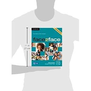 Face2face. Intemediate. Student's book. Con espans