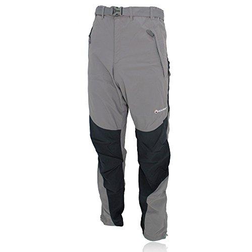 Montane Men's Terra Regular Leg Pants-Black, 2X-Large