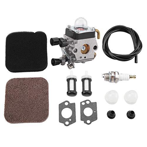 Garosa Rasenmäher-Vergaser und Luftfilter-Rasentrimmer-Vergaserkits für Stihl FS80R FS85R KM85 HS75 FS74 FS76 HT75 C1Q-S157