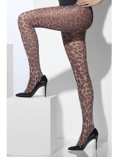 Leoparden Leggins Strumpfhose Leopard sexy Leoleggins