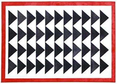 Tappeti Per Bambini Lavabili : Tappeto lavabile modello geometric nordic carpet simple living room