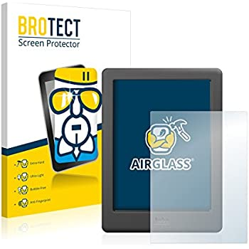 Kobo Glo HD Protection Verre - BROTECT AirGlass Film Protecteur écran Vitre