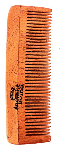 Ancient Living Neem Wood Pocket Comb  available at amazon for Rs.85